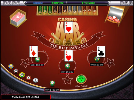 Download Casino Card War
